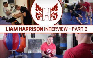 Liam Harrison Interview Part 2