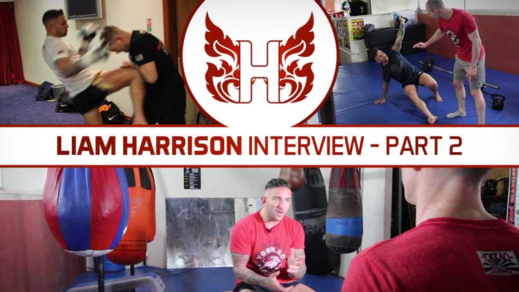 Liam Harrison Interview Part 2
