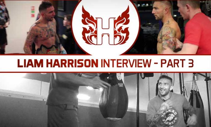 Liam Harrison Interview Part 3