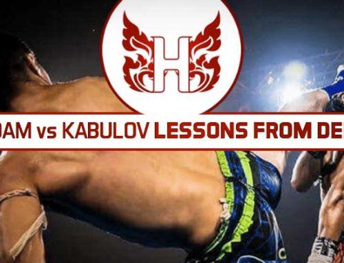 SINGDAM KO DEFEAT BY KAZBEK KABULOV AT YOKKAO 25 – LESSONS FROM DEFEAT