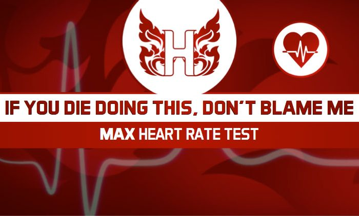 Max Heart Rate Test