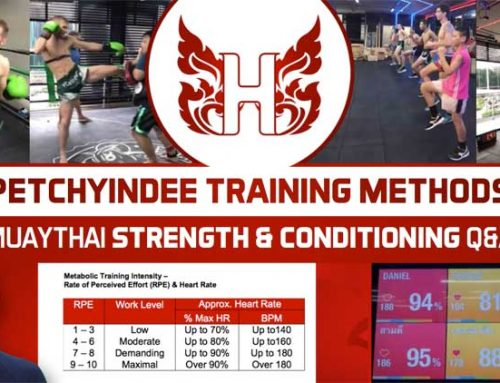 PETCHYINDEE TRAINING METHODS