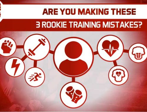 ARE YOU MAKING THESE 3 ROOKIE TRAINING MISTAKES?