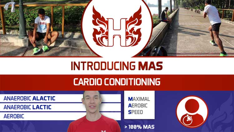 ARE YOU READY FOR MAS TRAINING?