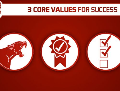 3 CORE VALUES FOR MUAY THAI SUCCESS