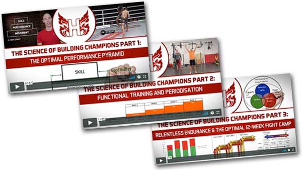 The Science of Building Champions video series