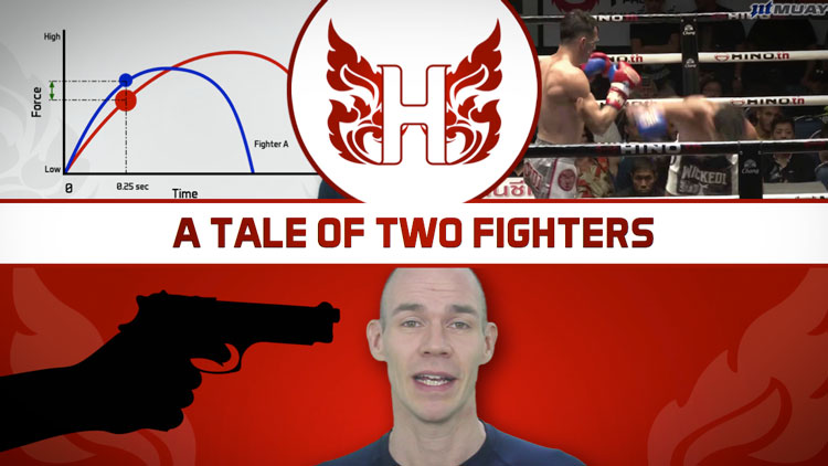 A Tale of Two Fighters – Muay Thai Sports Science