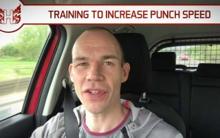 Training To Increase Punch Speed