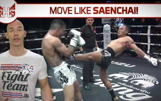 Move like Saenchai!