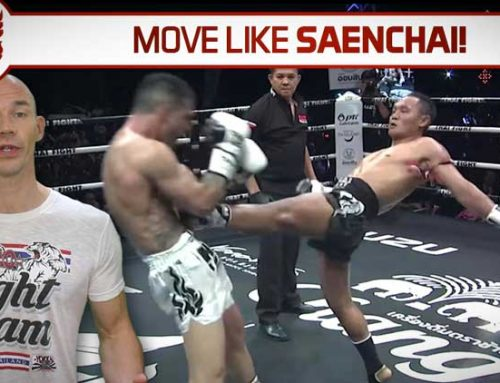 HOW TO MOVE LIKE SAENCHAI!