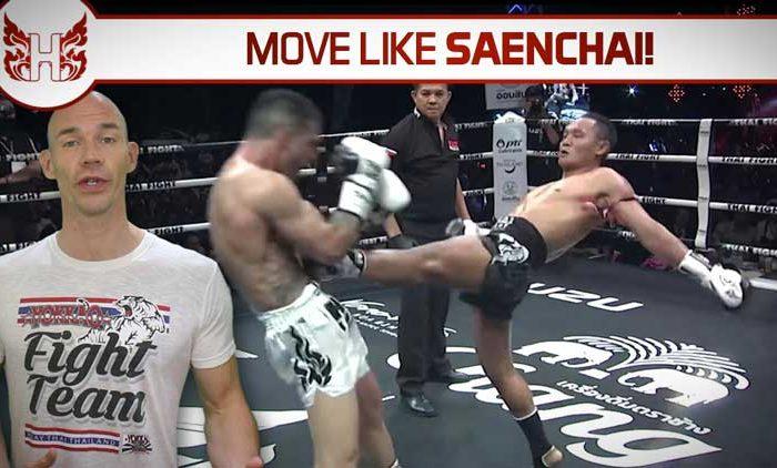 Move like Saenchai!
