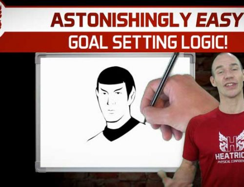 MUAY THAI: ASTONISHINGLY EASY GOAL SETTING LOGIC!