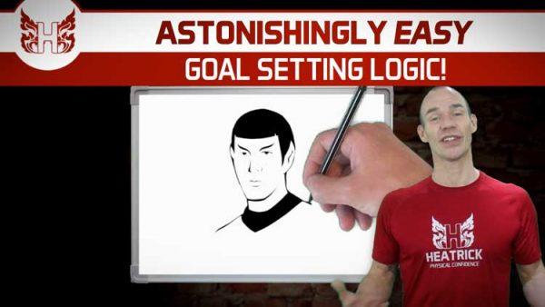 Muay Thai: Astonishingly Easy Goal Setting Logic!