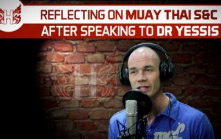 Reflecting on Muay Thai S&C after speaking with Dr Yessis