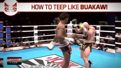 How to teep like Buakaw