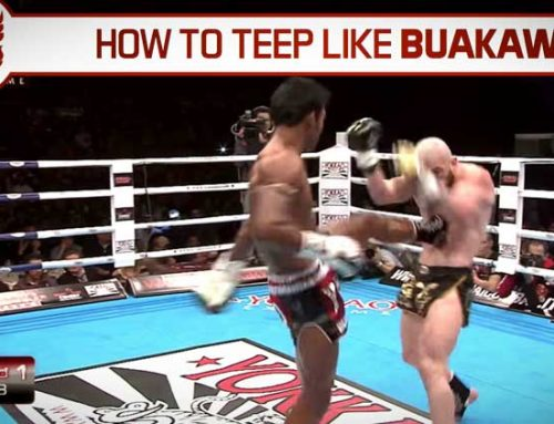 HOW TO TEEP LIKE BUAKAW!
