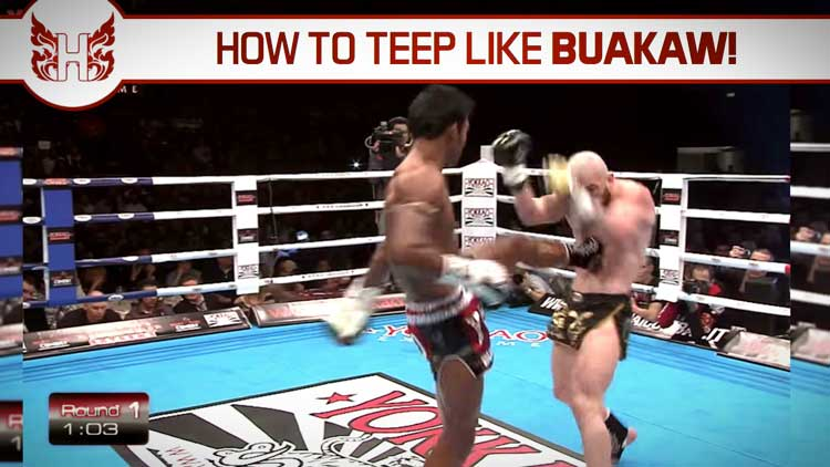 How to teep like Buakaw