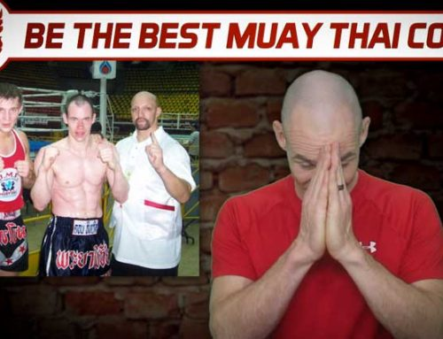 BE THE BEST MUAY THAI COACH