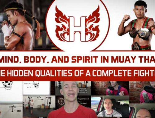 MIND, BODY, AND SPIRIT IN MUAY THAI – THE HIDDEN QUALITIES OF A COMPLETE FIGHTER