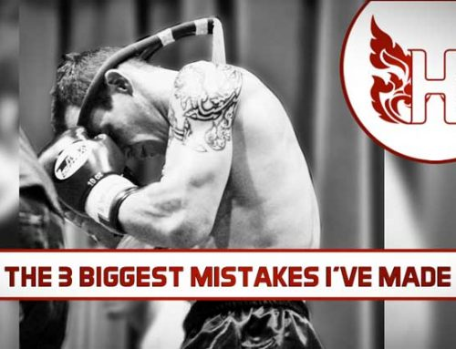 THE 3 BIGGEST MISTAKES I'VE MADE