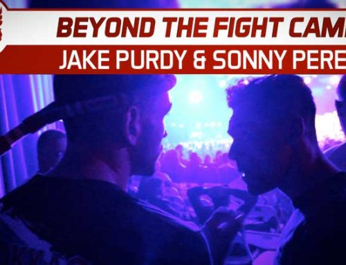 BEYOND THE FIGHT CAMP – JAKE PURDY & SONNY PEREZ @ YOKKAO 32