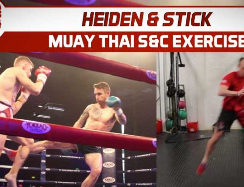 Heiden and Stick – Muay Thai Balance and Stability Exercise
