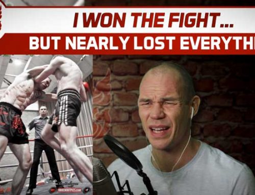 I Won The Fight, But Nearly Lost Everything