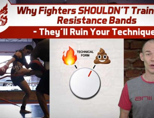 Why Fighters SHOULDN'T Train With Resistance Bands – They'll Ruin Your Technique!