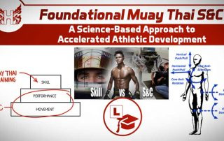 Foundational Muay Thai S&C – A Science-Based Approach to Accelerated Athletic Development