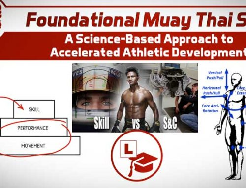 Strength & Conditioning for Muay Thai 101 – A Science-Based Approach to Accelerated Athletic Development