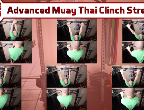 Advanced Muay Thai Clinch Strength