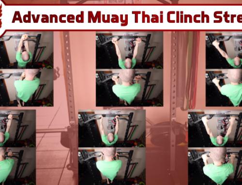 Advanced Muay Thai Clinch Strength