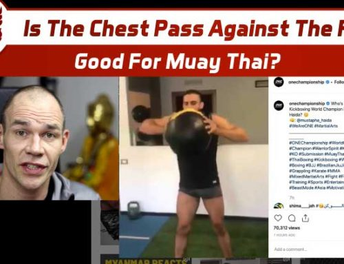 Is The Chest Throw Against The Floor Any Good For Muay Thai?