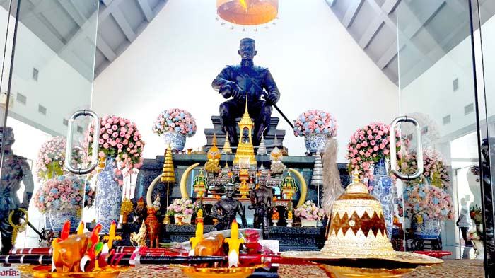 Naresuan the Great Shrine, Ayutthaya