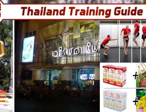 Thailand Training Guide