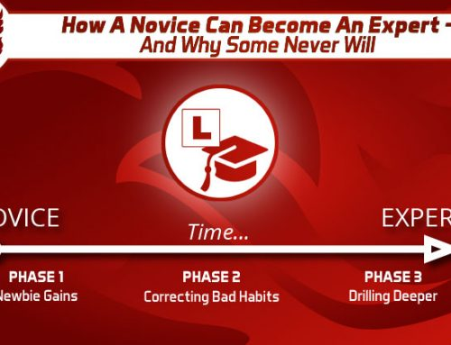 How A Novice Can Become An Expert – And Why Some Never Will