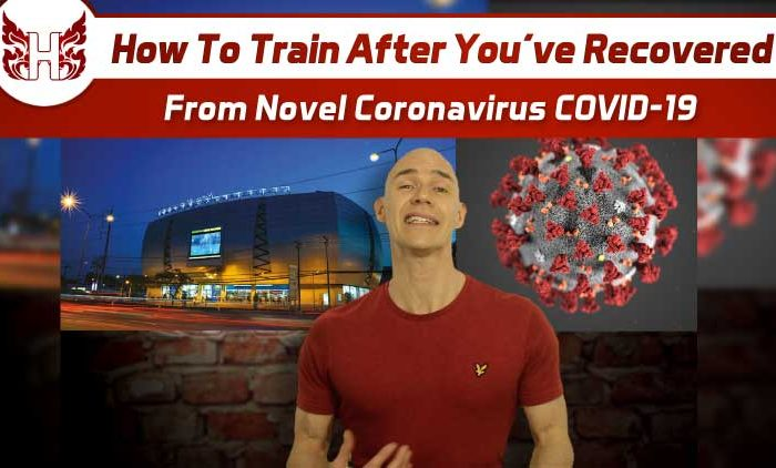 How to train after you've recovered from novel coronavirus COVID-19