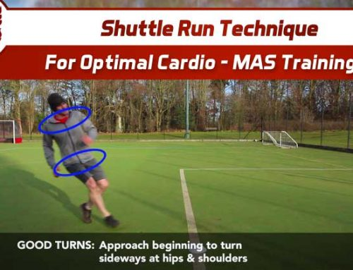 Shuttle Run Technique for Optimal Cardio – MAS Training