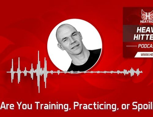 Are You Training, Practicing, or Spoiling?