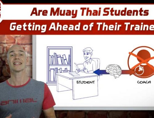 Are Muay Thai Students Getting Ahead of Their Trainers?