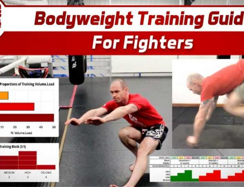 Bodyweight Training for Fighters – how to do it properly (what you should/shouldn't do)