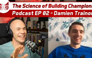 Damien Trainor The Science of Building Champions Podcast