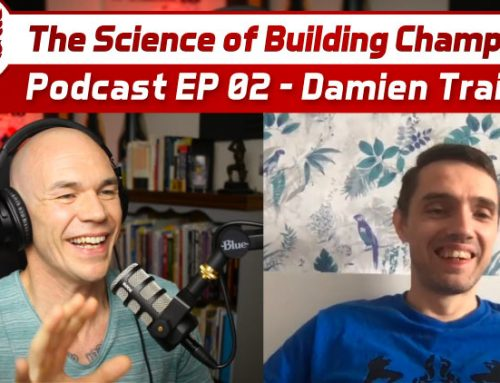 Damien Trainor – The Science Of Building Champions Podcast