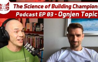 Ognjen Topic interview