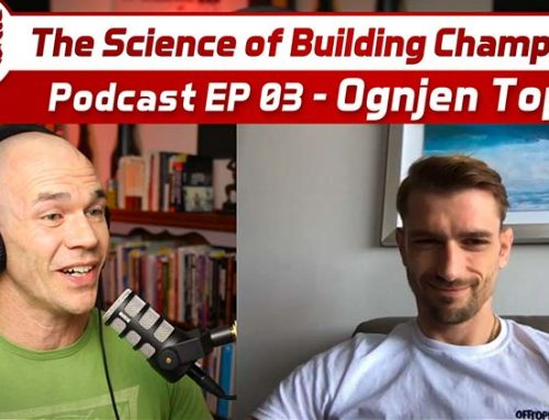Ognjen Topic – The Science of Building Champions Podcast