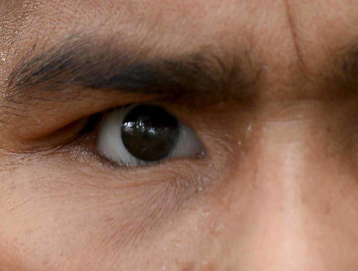 Fighters Eye Focus