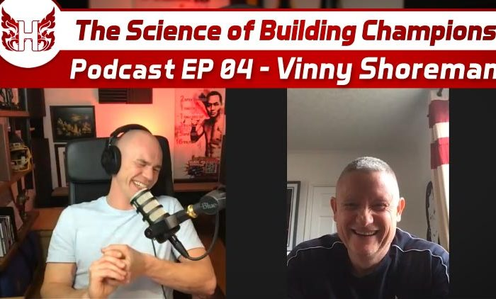 Vinny Shoreman The Science of Building Champions Podcast