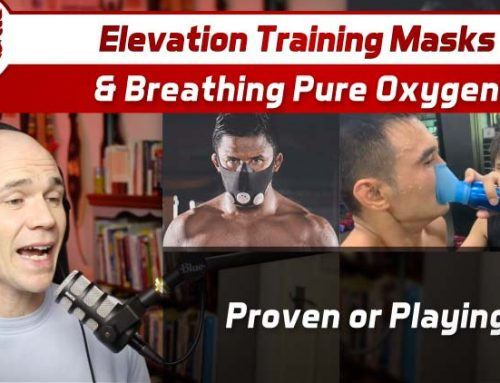 Elevation Training Masks, & Breathing Pure Oxygen — Proven or Playing?