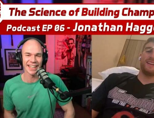 Jonathan Haggerty – The Science of Building Champions Podcast