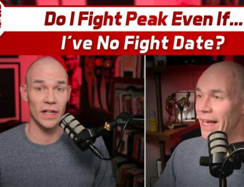 Do I Fight Peak Even If I've No Fight Date?